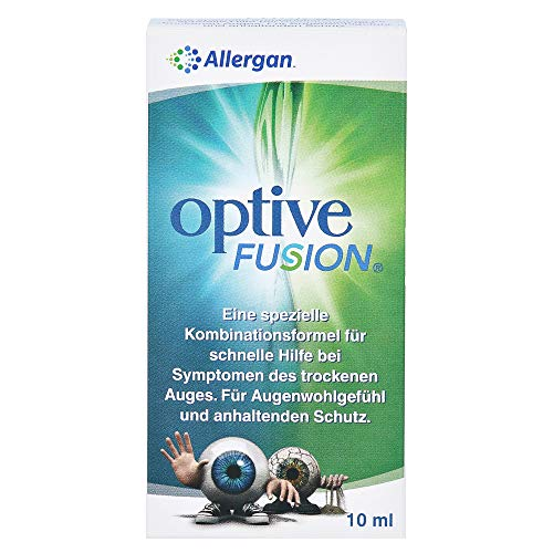 OPTIVE Fusion Augentropfen, 10 ml