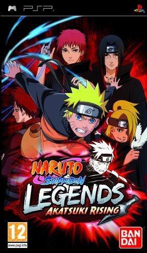 Naruto Shippuden Legends : Akatsuki rising