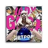 Poster, Musikalben, Just Dance Pokergesicht, Lady Gaga,