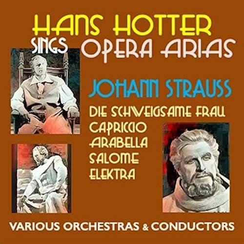 ハンス・ホッター, Meinhard Von Zallinger & Symphonie-Orchester Des Bayerischen Rundfunks