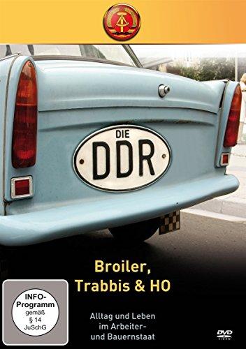 Die DDR - Broiler, Trabbis & HO