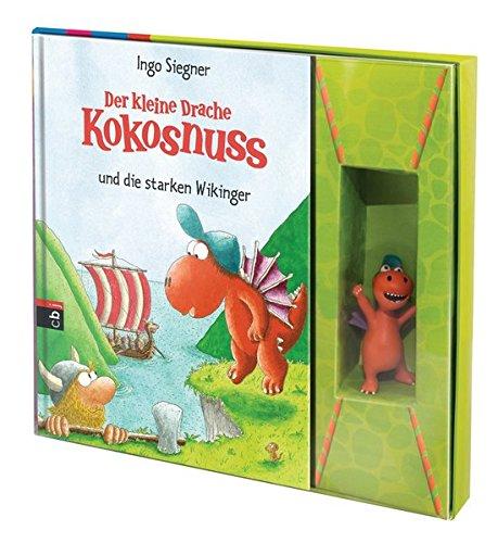 Der kleine Drache Kokosnuss - Die Geschenk-Box (Set): Buchset mit 3D Figur