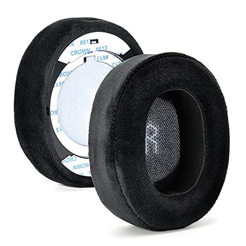 E55BT - Almohadillas de repuesto para almohadillas de espuma para los oídos compatibles con auriculares inalámbricos Bluetooth JBL E55BT E55 BT E55 BT
