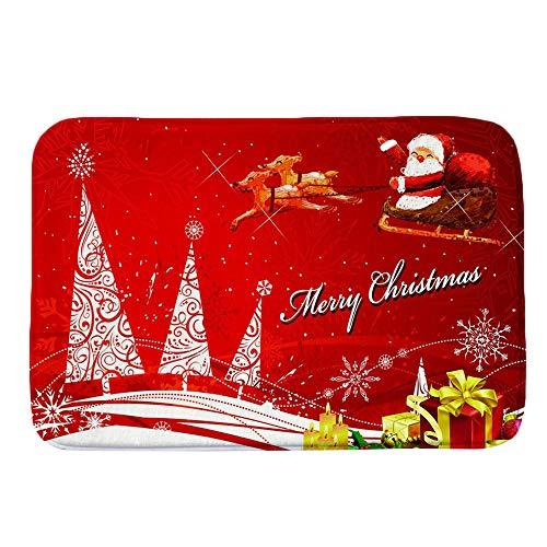 Cadeau pour F/ête de No/ël D/écoration Table de No/ël Kesote Housse de No/ël pour Bouteille 2 PCS Sac pour Bouteille de Vin Bonhomme de Neige et Le P/ère No/ël