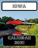 Iowa Calendar 2021