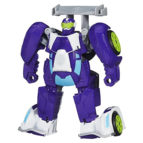 Playskool B1013 Heroes Transformers Rescue Bots Blurr Figure