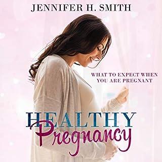 Healthy Pregnancy audiobook cover art