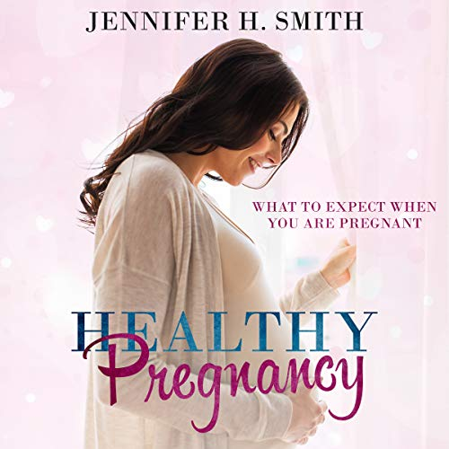 Healthy Pregnancy audiobook cover art