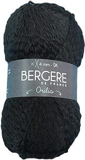 Bergere De France ORILIS-20107 Orilis Yarn - Noir