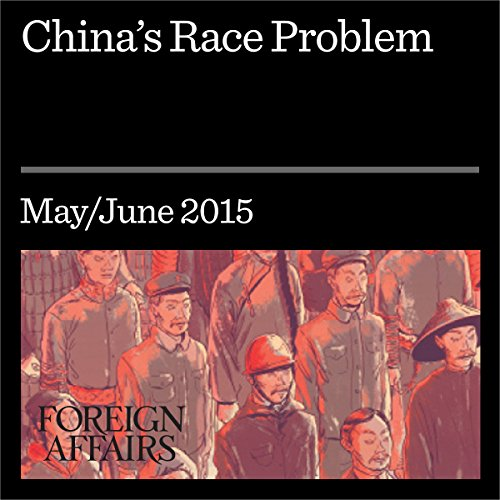 China's Race Problem audiobook cover art