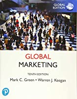Global Marketing, Global Edition, 10th Edition Front Cover