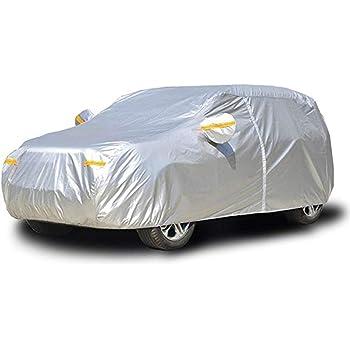 Telo copri auto copriauto traspirante 4 strati 406x165x119 cm qualita tedesca