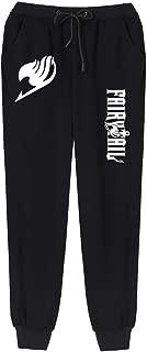 SLIEWU Men Women Fairy Tail Drawstring Sweatpants Outdoor Sports Pants