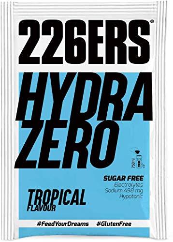 226ERS Hydrazero | Bebida de Sales Minerales en Polvo para Hidratación y Recuperación de Electrolitos, Tropical - 1 unidad