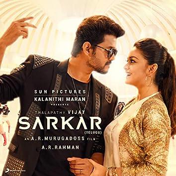Sarkar (Telugu) (Original Motion Picture Soundtrack)