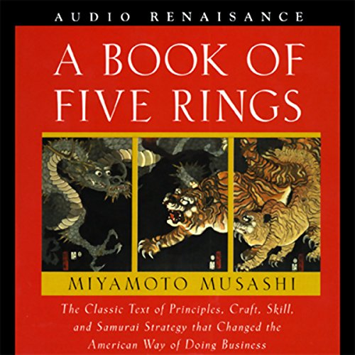 A Book of Five Rings cover art