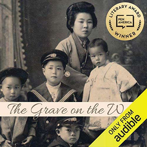 The Grave on the Wall Audiobook By Brandon Shimoda cover art