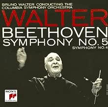 ベートーヴェン:交響曲第4番変ロ長調&第5番ハ短調「運命」