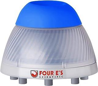 Four E'S Laboratory Mini Vortex Mixer,Nail Polish Lacquer Shaker,Vortex Shaker 0-3000RPM 50mL Touch Mode 5.5mm Orbit Diameter Vortex Shaking Blender - AU Plug(1 Year Warranty)
