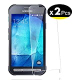 NEW'C Verre Trempé pour Samsung Galaxy Xcover 3 SM-G388F,[Pack de 2] Film Protection...
