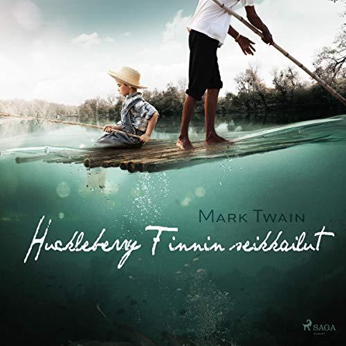 Huckleberry Finnin seikkailut cover art