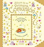 Álbum de Mi Primera Comunión - oro (Fotos y recuerdos)