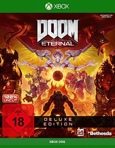 DOOM Eternal - Deluxe Edition [Xbox One]