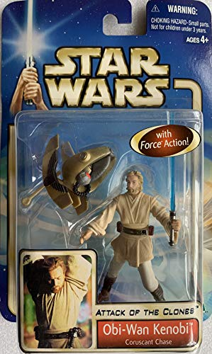 Star Wars-Obi-Wan Kenobi Coruscant Chase #3