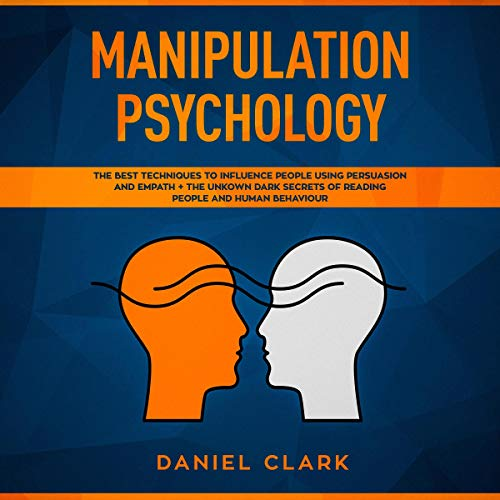 Manipulation Psychology audiobook cover art