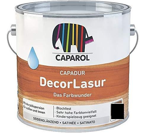Caparol Capadur DecorLasur Ebenholz 0,75L