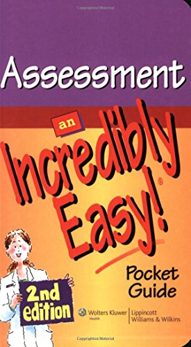 Assessment: An Incredibly Easy!