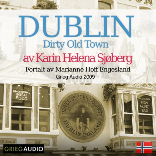 Dublin audiobook cover art