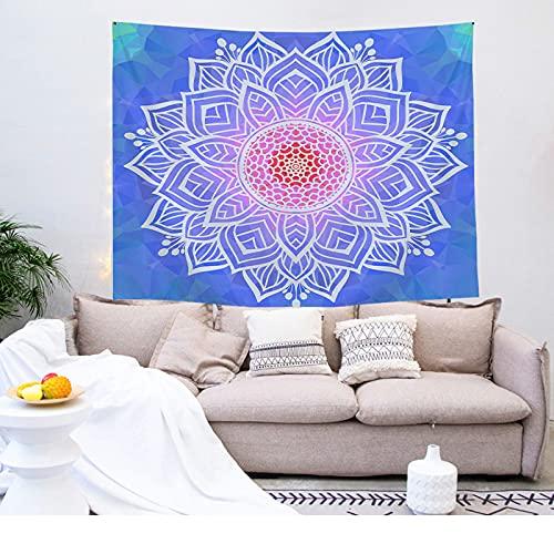 YDyun Tapiz,Cubrecama, Cubre sofá, Mantel, Pareo, Impresión de Flores de Tapiz para el hogar