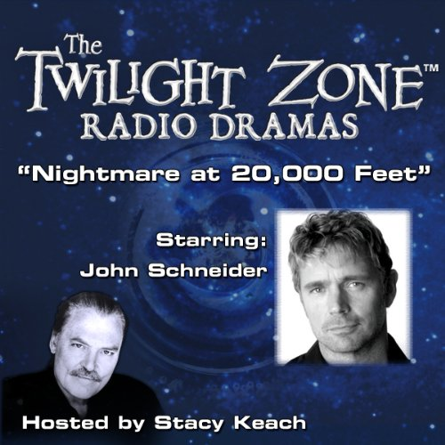 Nightmare at 20,000 Feet audiobook cover art