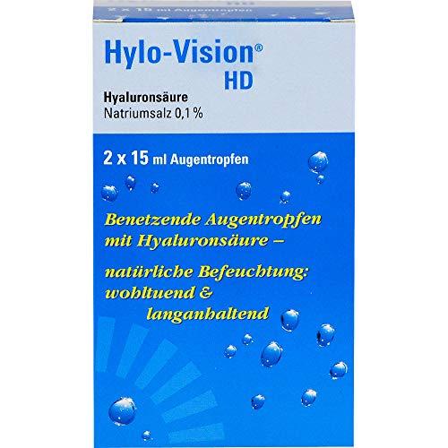 Hylo-Vision HD Augentropfen, 30 ml Lösung