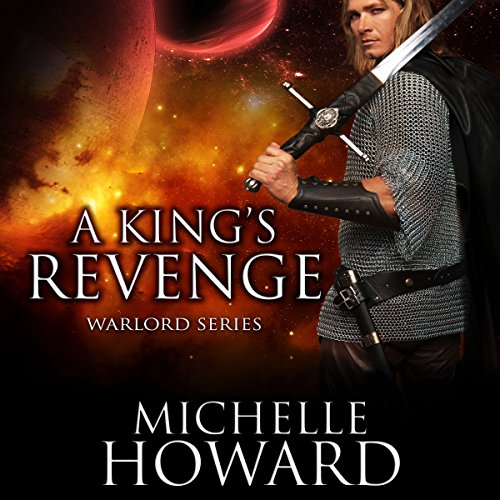 A King's Revenge audiobook cover art