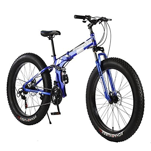 Bicicleta adulto gordo neumático nieve montaña sendero bicicleta montaña bicicleta de montaña 26 pulgadas rueda 21 velocidad velocidad de acero alto de carbono marco doble suspensión doble dual disco
