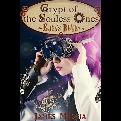 Crypt of the Soulless Ones audiobook cover art
