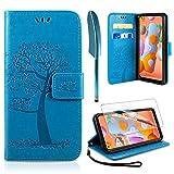 AROYI Kompatibel mit Samsung Galaxy M11 / A11 Hülle mit
