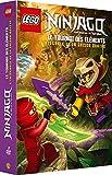 LEGO Ninjago, Les maîtres du Spinjitzu - Saison 4 - Le tournoi des éléments [Francia] [DVD]
