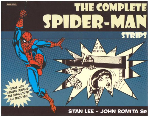The Complete Spider-Man Strips T2