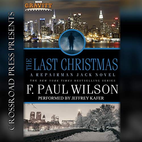 The Last Christmas: A Repairman Jack Novel audiobook cover art