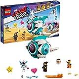 LEGO Película 2 - Nave Systar de Dulce Caos, set divertido de construcción con vehículo espacial de juguete (70830)