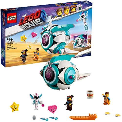 Lego 70830 Lego Movie Sweet Mischmaschs Systar Raumschiff