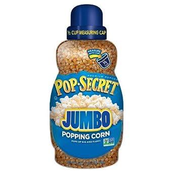Pop Secret Big and Fluffy Jumbo Popping Corn (30 oz Jar)