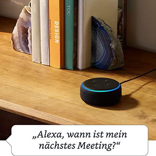 Amazon Echo Dot – Sprachassistent mit Alexa - 3