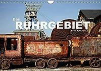 Das Ruhrgebiet (Wandkalender 2022 DIN A4 quer): Die faszinierende und und oft unterschaetzte Region im Westen Deutschlands. (Monatskalender, 14 Seiten )