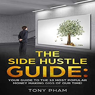 The Side Hustle Guide cover art