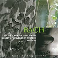 J.S. Bach: Concertos Brandebourgeois II & IV