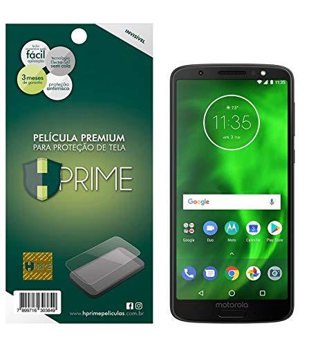 Pelicula Hprime invisivel para Motorola Moto G6, Hprime, Película Protetora de Tela para Celular, Transparente